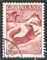 Greenland Scott 42 Used