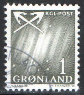 Greenland Scott 48 Used