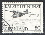 Greenland Scott 80 Used
