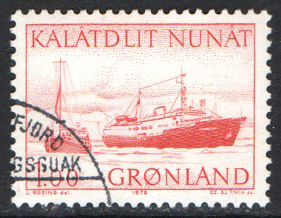 Greenland Scott 82 Used