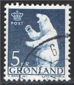 Greenland Scott 64 Used