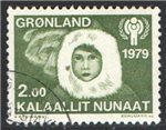 Greenland Scott 111 Used