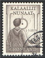 Greenland Scott 110 Used