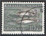 Greenland Scott 139 Used