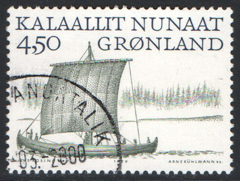 Greenland Scott 351 Used