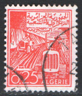 Algeria Scott 324 Used