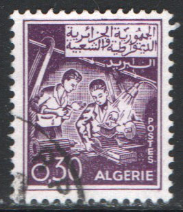 Algeria Scott 325 Used