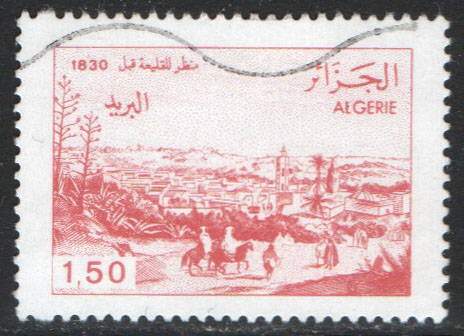 Algeria Scott 774 Used