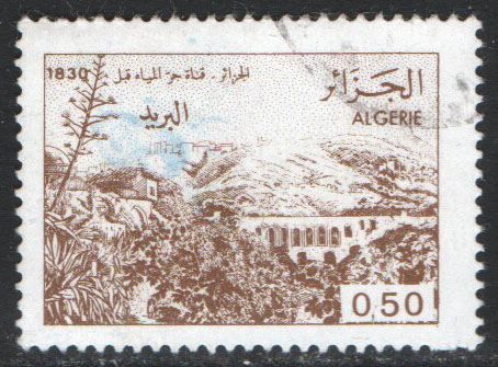 Algeria Scott 746C Used