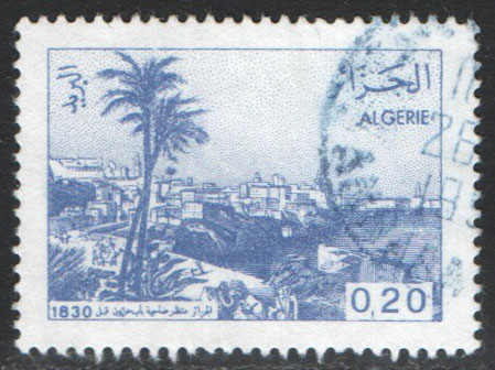 Algeria Scott 746 Used