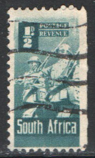 South Africa Scott 90a Used