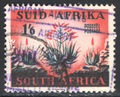 South Africa Scott 197 Used