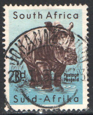 South Africa Scott 204 Used