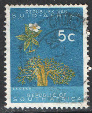 South Africa Scott 260 Used