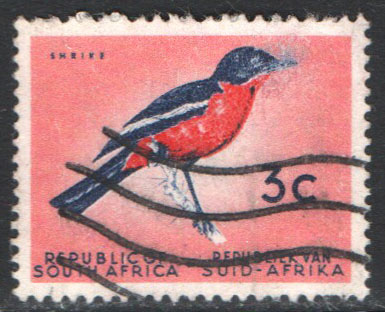 South Africa Scott 259 Used
