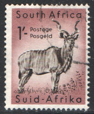 South Africa Scott 226 Used