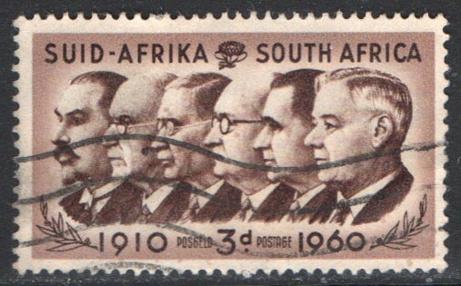 South Africa Scott 235 Used