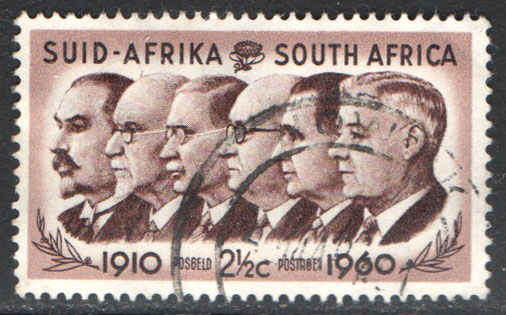 South Africa Scott 245 Used