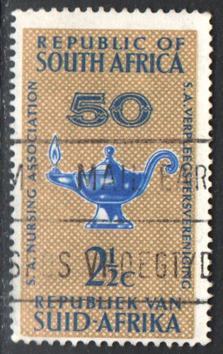 South Africa Scott 304 Used