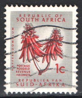 South Africa Scott 318 Used