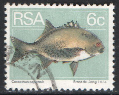 South Africa Scott 413 Used