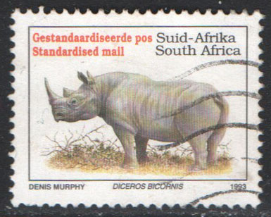 South Africa Scott 856 Used