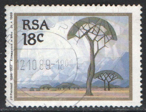 South Africa Scott 774 Used