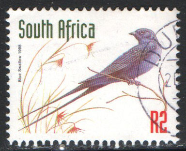 South Africa Scott 1043 Used
