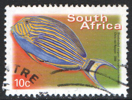 South Africa Scott 1174a Used