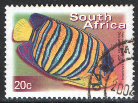 South Africa Scott 1175 Used