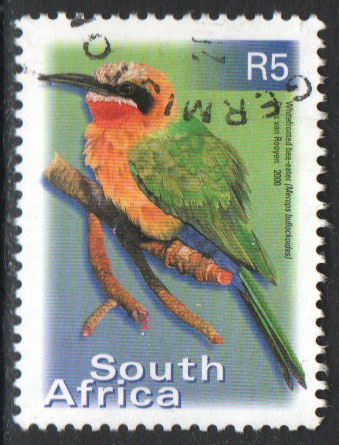 South Africa Scott 1195a Used