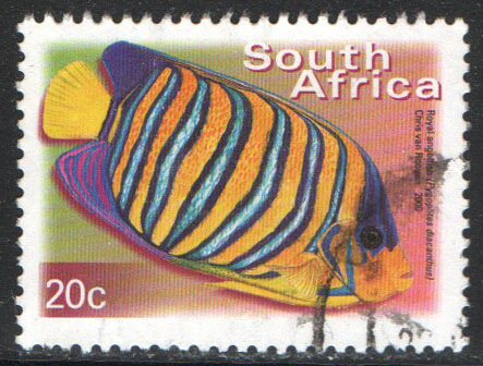 South Africa Scott 1175a Used