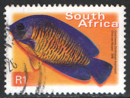 South Africa Scott 1183a Used
