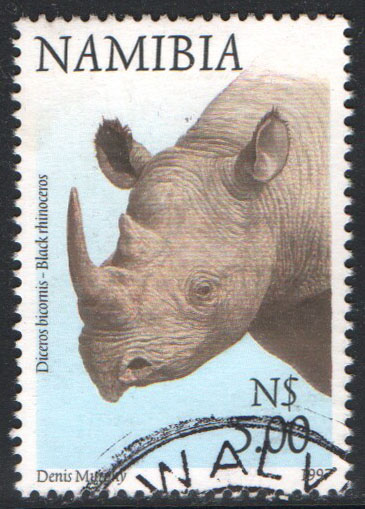 Namibia Scott 869 Used