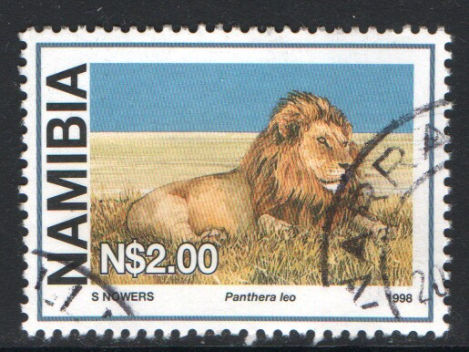 Namibia Scott 880 Used