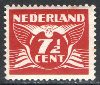 Netherlands Scott 243E Mint