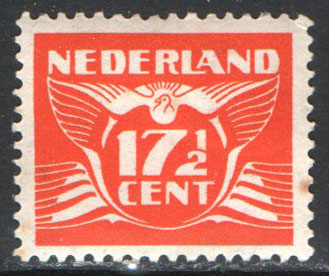 Netherlands Scott 243K Mint