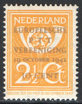 Netherlands Scott 244 MNH