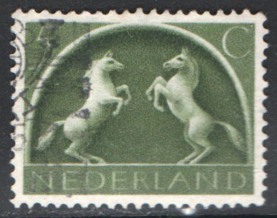 Netherlands Scott 251 Used