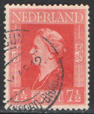 Netherlands Scott 266 Used
