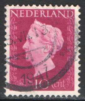 Netherlands Scott 289 Used