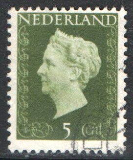 Netherlands Scott 286 Used
