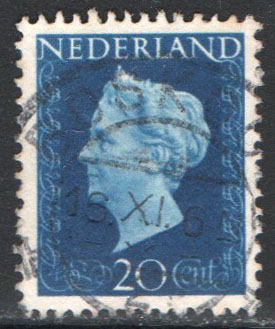 Netherlands Scott 292 Used
