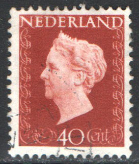 Netherlands Scott 297 Used