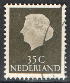 Netherlands Scott 350 Used
