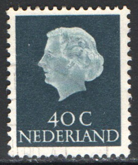 Netherlands Scott 352 Used