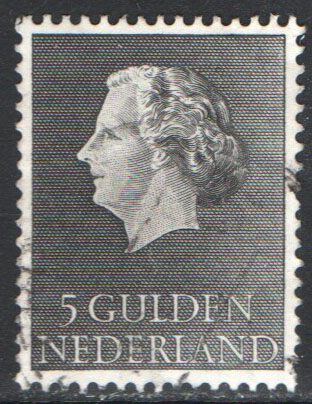 Netherlands Scott 363 Used
