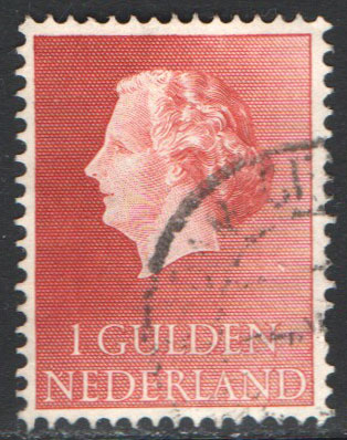 Netherlands Scott 361 Used