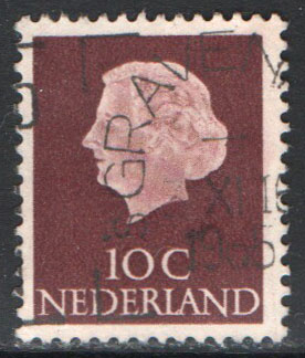 Netherlands Scott 344 Used