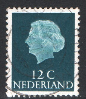 Netherlands Scott 407 Used